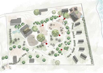 Eco Lodge Maun – Archidea Architects